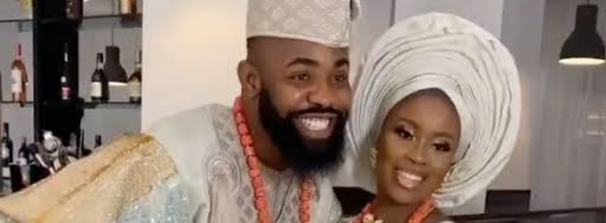 See Photos & Videos From Woli Arole And Wife Yemi's Wedding