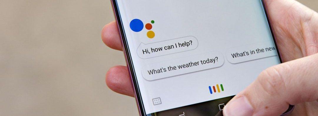 Google Assistant Pronunciation