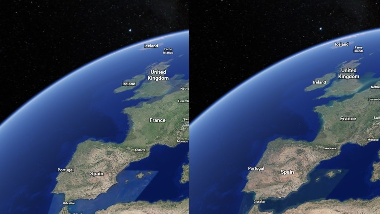 You Can Now Travel Through Time With Google Earth And See How The Planet Has Changed