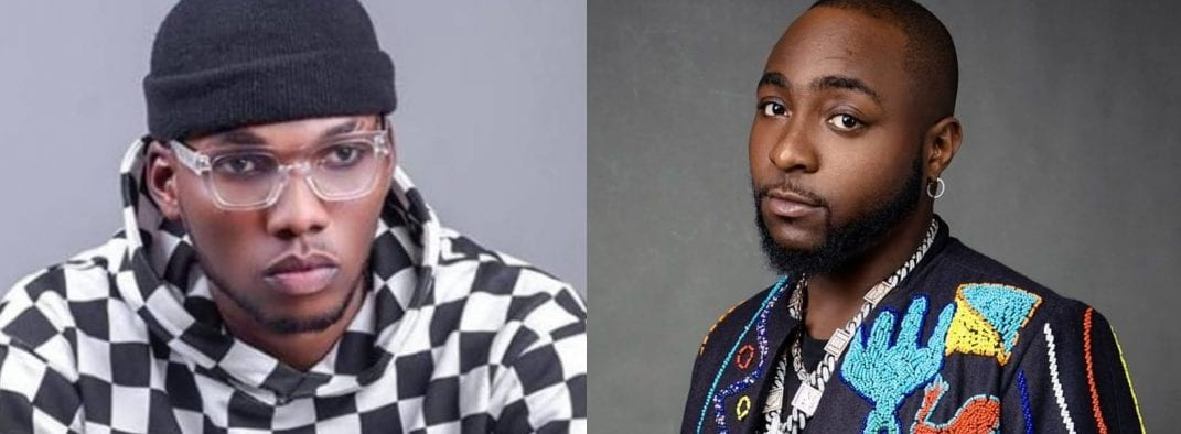 """Victor AD Refutes Claims That Davido Stole Hit Song """"Jowo"""" From Him"""