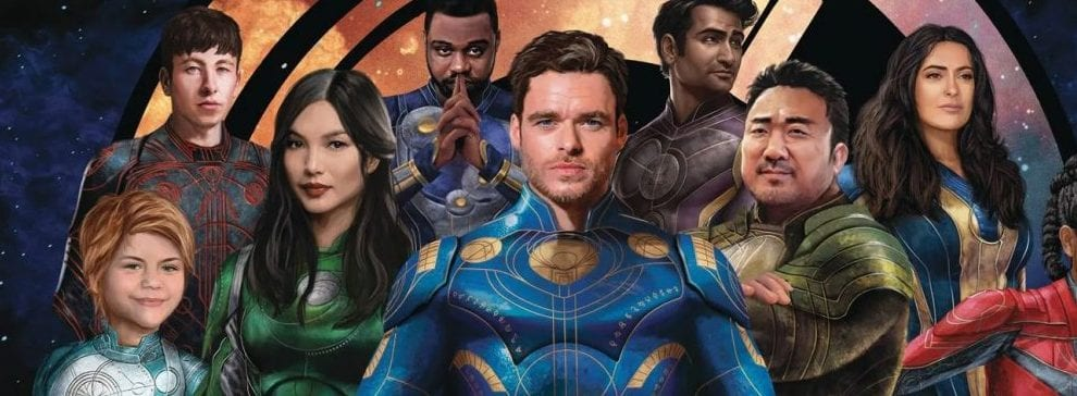 Marvel Studios Drops Release Dates For Upcoming Films