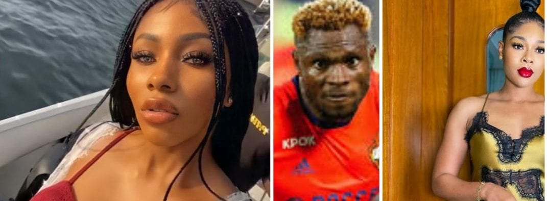 Mercy Eke Denies Wrecking Footballer Samuel Aaron's Marriage
