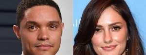 Trevor Noah Split From Girlfriend Minka Kelly Less Than One Year Together