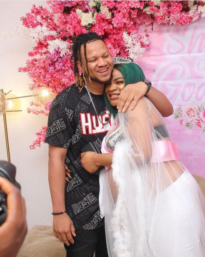Uche Ogbodo Welcomes Baby Girl With Partner Bobby Maris