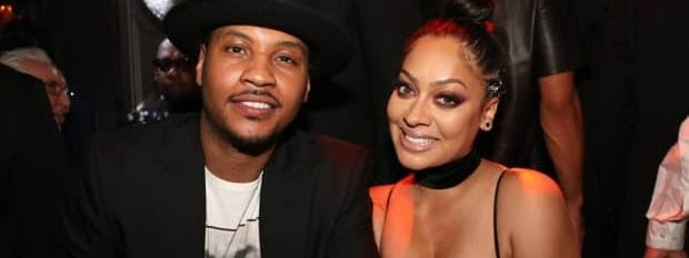 La La Anthony Files For Divorce From NBA Star Carmelo Anthony After 11 Years
