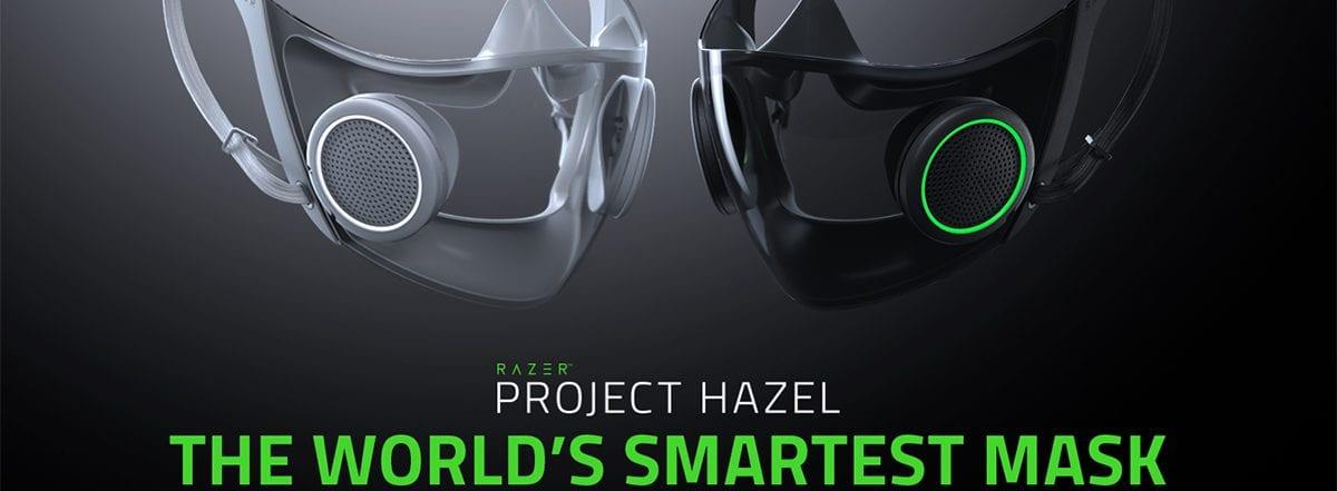 Razer's Announces Hyper New Limited Edition Hazel Facial Masks
