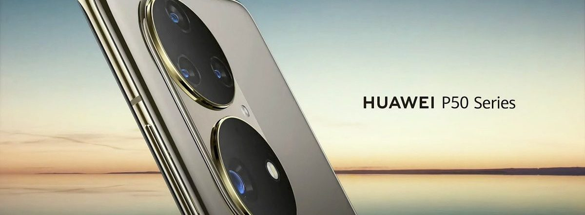 Huawei Announces It's P50 Top Of The Line Smartphone with HarmonyOS