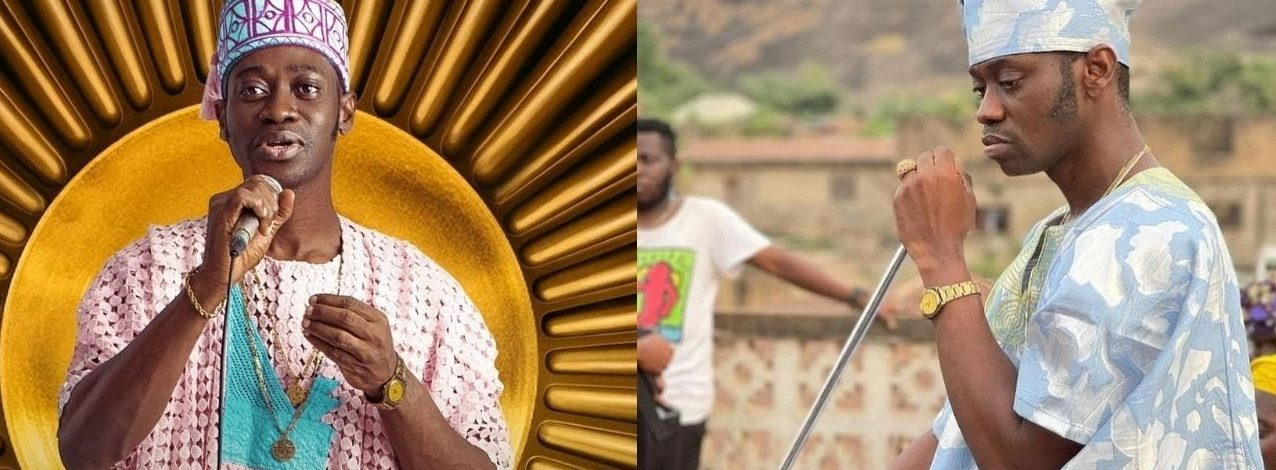 """Lateef Adedimeji Says His Role On """"Ayinla"""" Is A Gamechanger In His Career"""