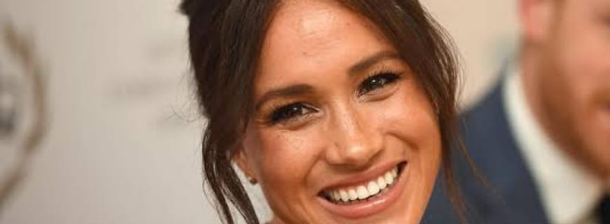 Meghan Markle Is Creating An Animated Series For Netflix