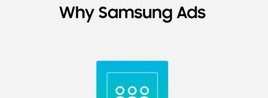 Samsung Says Its Removing Adverts From Its Stock Apps Sometime This Year