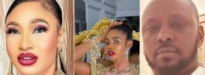 Prince Kpokpogri Returns Tonto Dikeh's Hilux Gift, Debunks Affair With Jane Mena