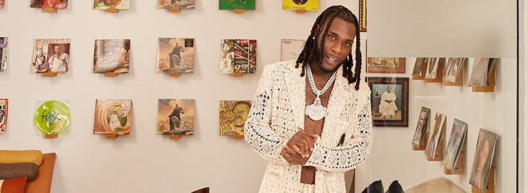 A Tour Of Burna Boy's Palatial Lagos Mansion Courtesy Architectural Digest
