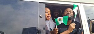 #EndSARSMemorial: All That Went Down At The Lekki Toll Gate Procession
