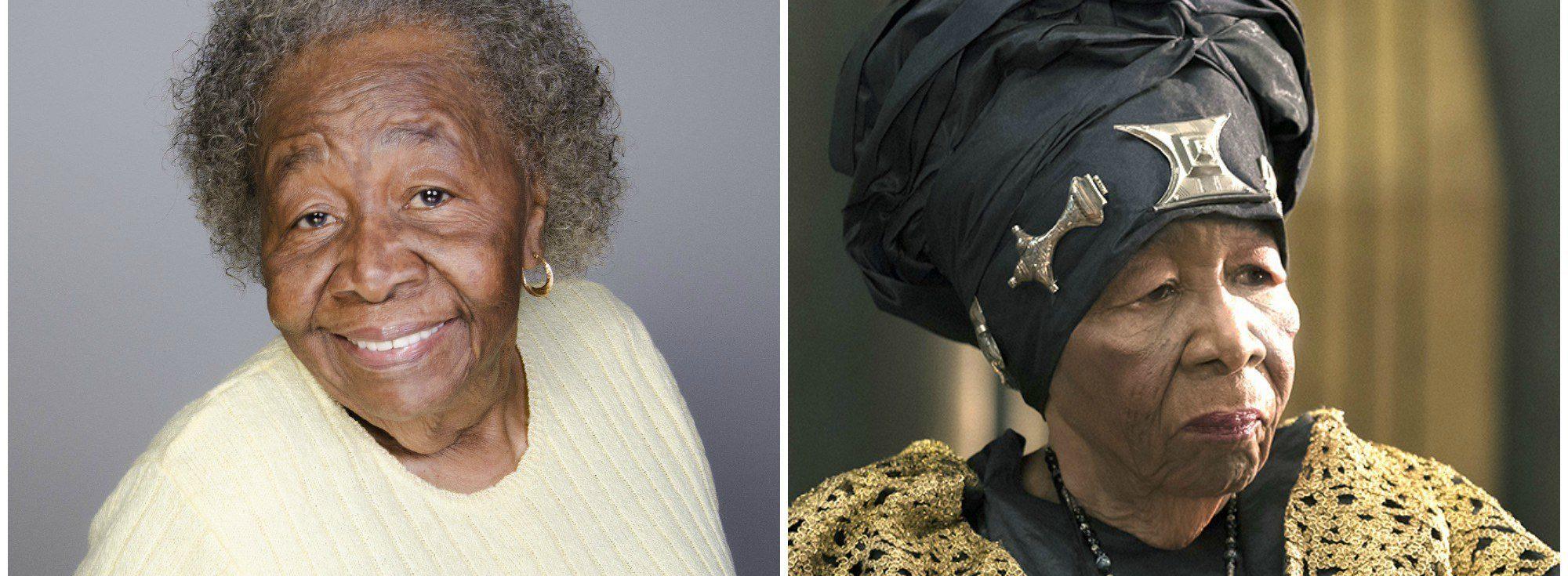 Black Panther Actress Dorothy Steel Dies At 95