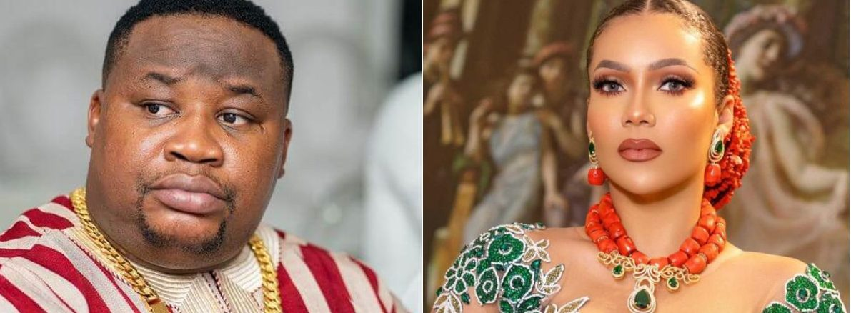 Cubana Chief Priest Drags BBNaija's Maria For Snatching His Sister's Husband
