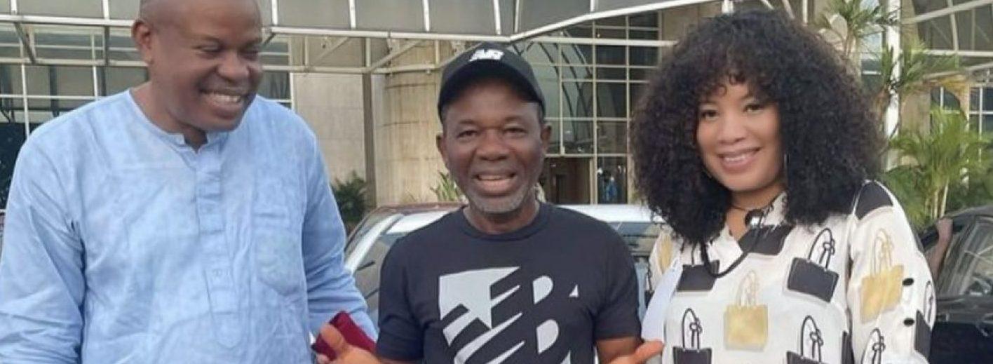 DSS Release Chiwetalu Agu After Actors Guild Of Nigeria Intervenes