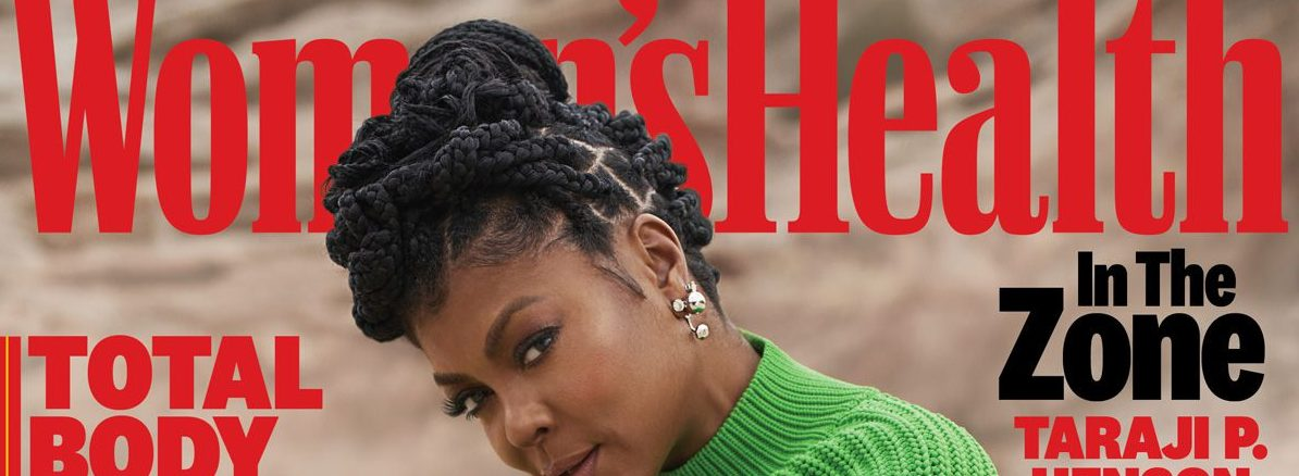 Taraji P. Henson Talks About Venturing Into Music On Women's Health Cover