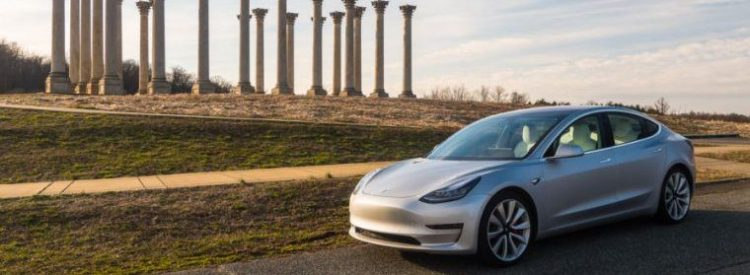 Tesla Model 3 Becomes First Electric Vehicle To Top Europe Monthly Sales