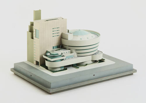 Extensión Museo Guggenheim, 1983-1992, Gwathmey & Siegel