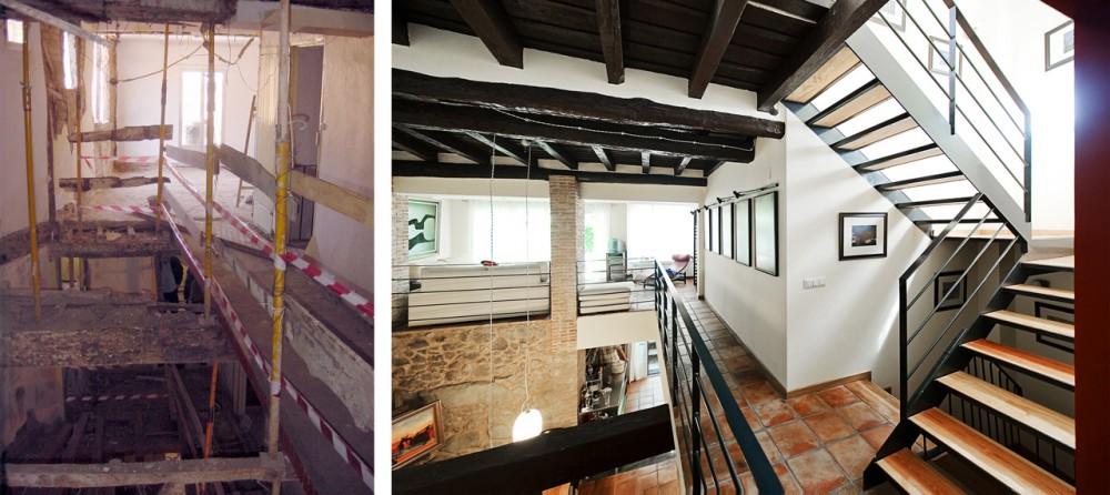 Casa Belloso / GEA Arquitectos (11) © : Primeros Planos - Ignacio Marqués