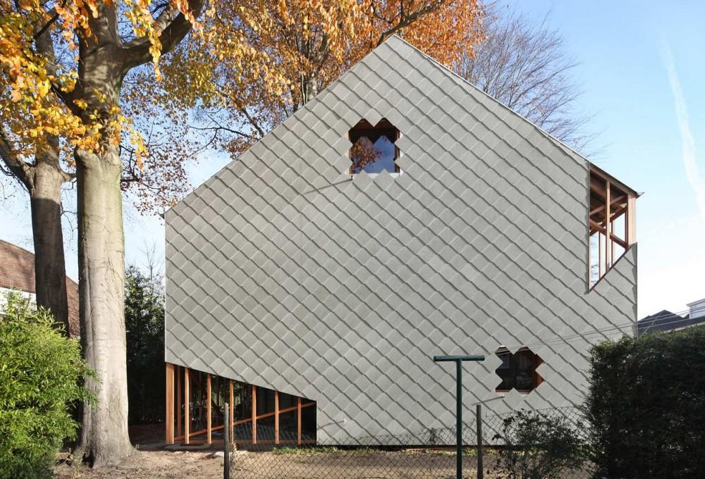 Casa Bernheimbeuk / architecten de vylder vinck taillieu (25) © Filip Dujardin