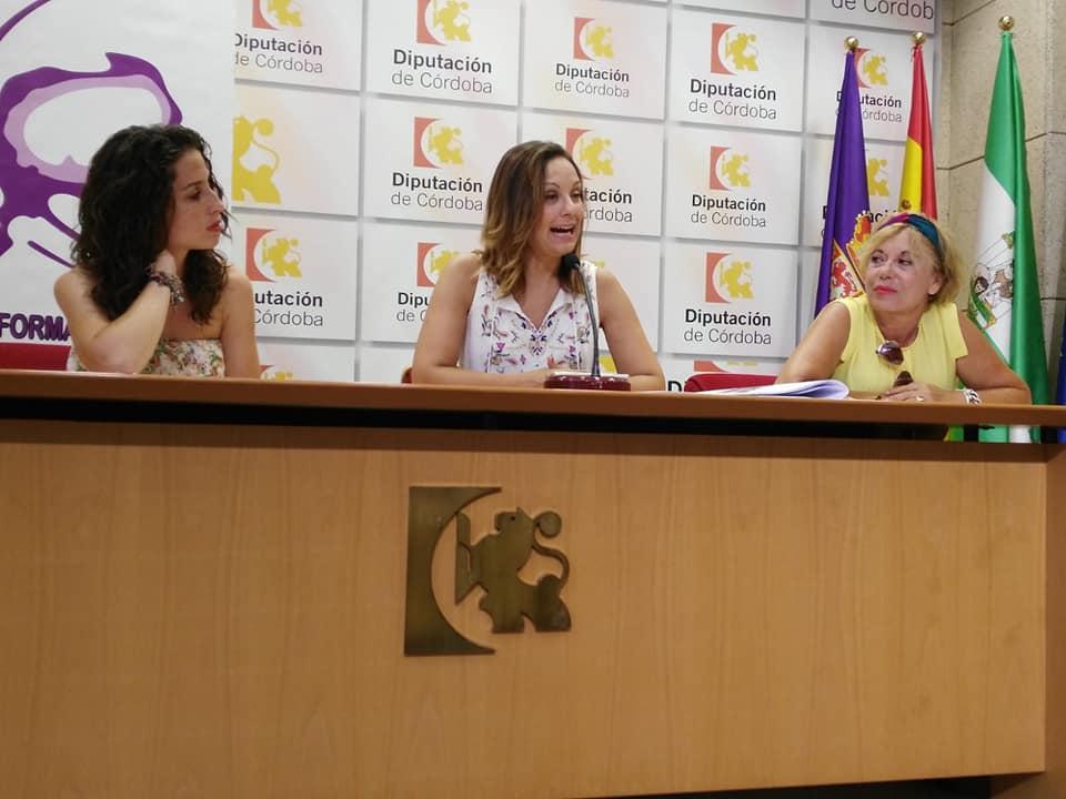 La Diputación de Córdoba, contra la violencia machista