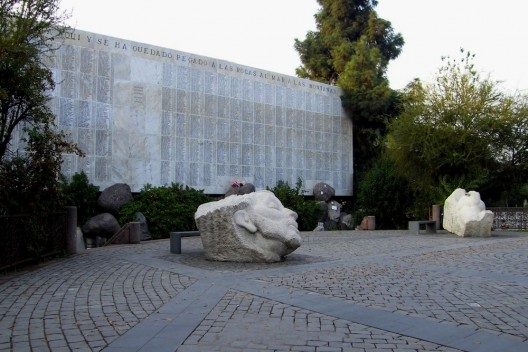 Resultado de imagen para Esculturas de cementerios en Chile