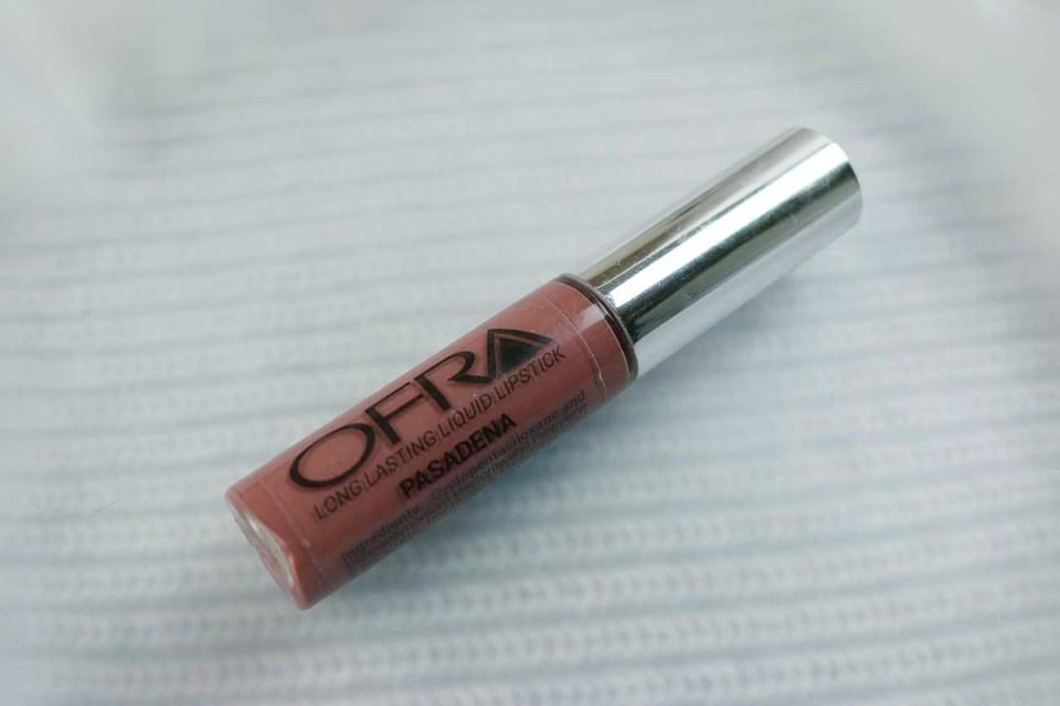 OFRA Long Lasting Liquid Lipstick in Pasadena