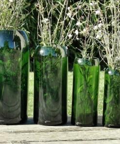 les vases verts