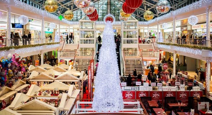christmas, shopping, xmas