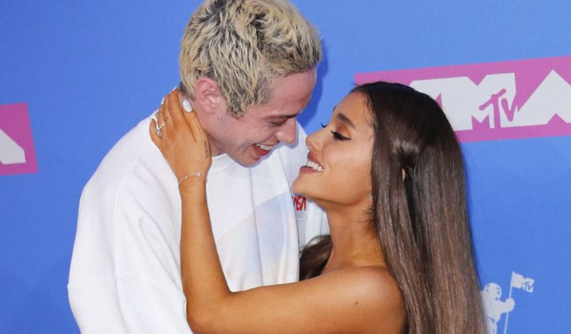 Ariana Grande Pete Davidson break-up