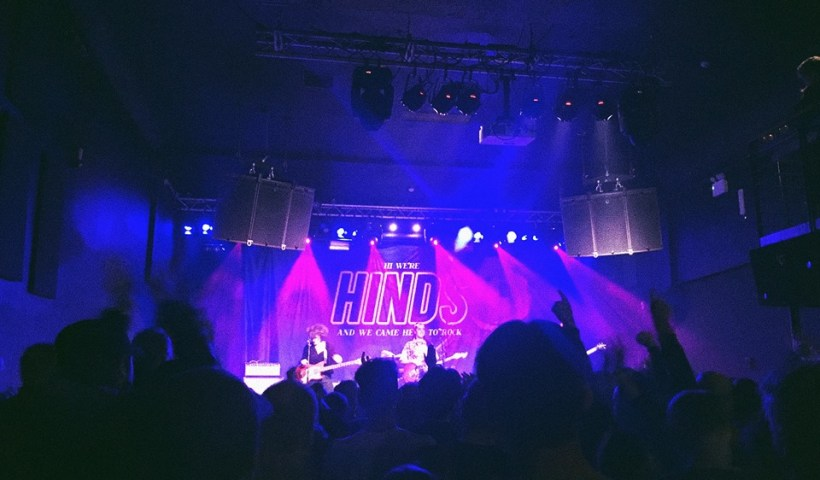 HINDS Nottingham Rescue Rooms