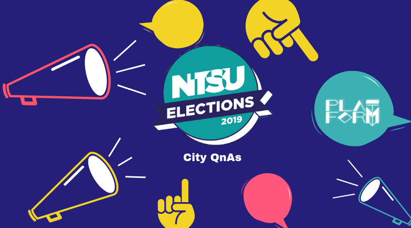 ntsu elections city qnas