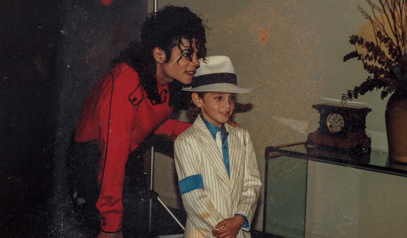 platform magazine, leaving neverland