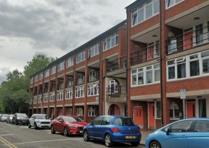 collect belongings accommodation