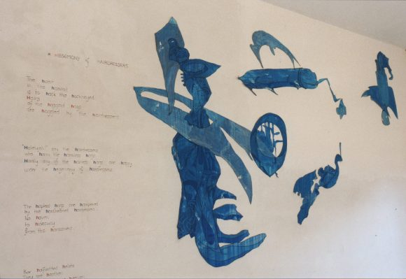 Hegemony of Hairdressers - Blue - Fries Museum -Versnelling 1998