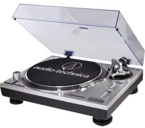 Audio-Technica – AT-LP120USBC- Tourne-Disque Professionnel à Entraînement Direct