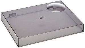 Reloop AMS-COVER-RP7000-8000– Couvercle pour RP7000/RP8000, Transparent, 450 x 160 x 353 mm