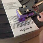 BOINN éTalonnage Du Ramassage Jauge de Distance Rapporteur Record LP Vinyle Platine Phonographe Phonographe Alignement Du Stylet