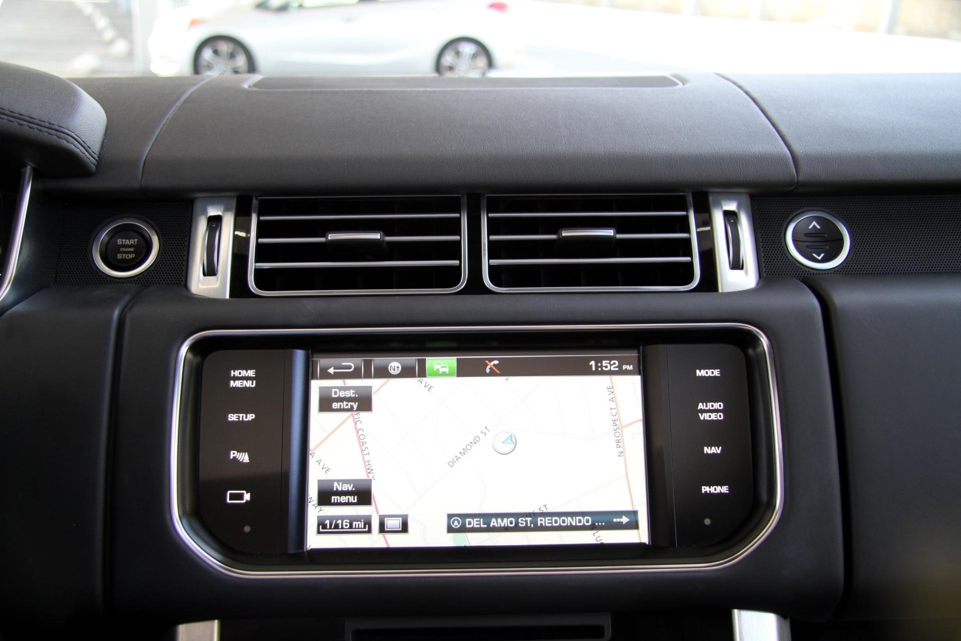 2015 Land Rover Range Rover Supercharged LONG WHEEL BASE
