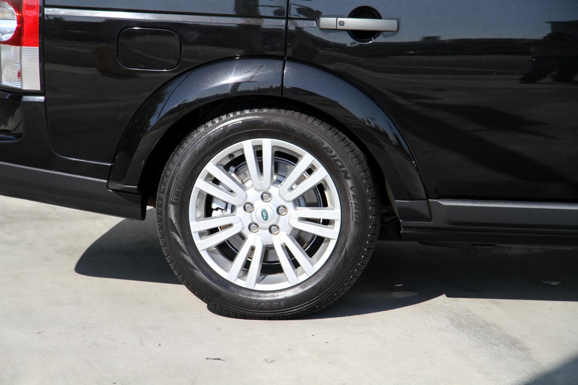2012 Land Rover LR4 HSE Stock 5989 for sale near Redondo Beach