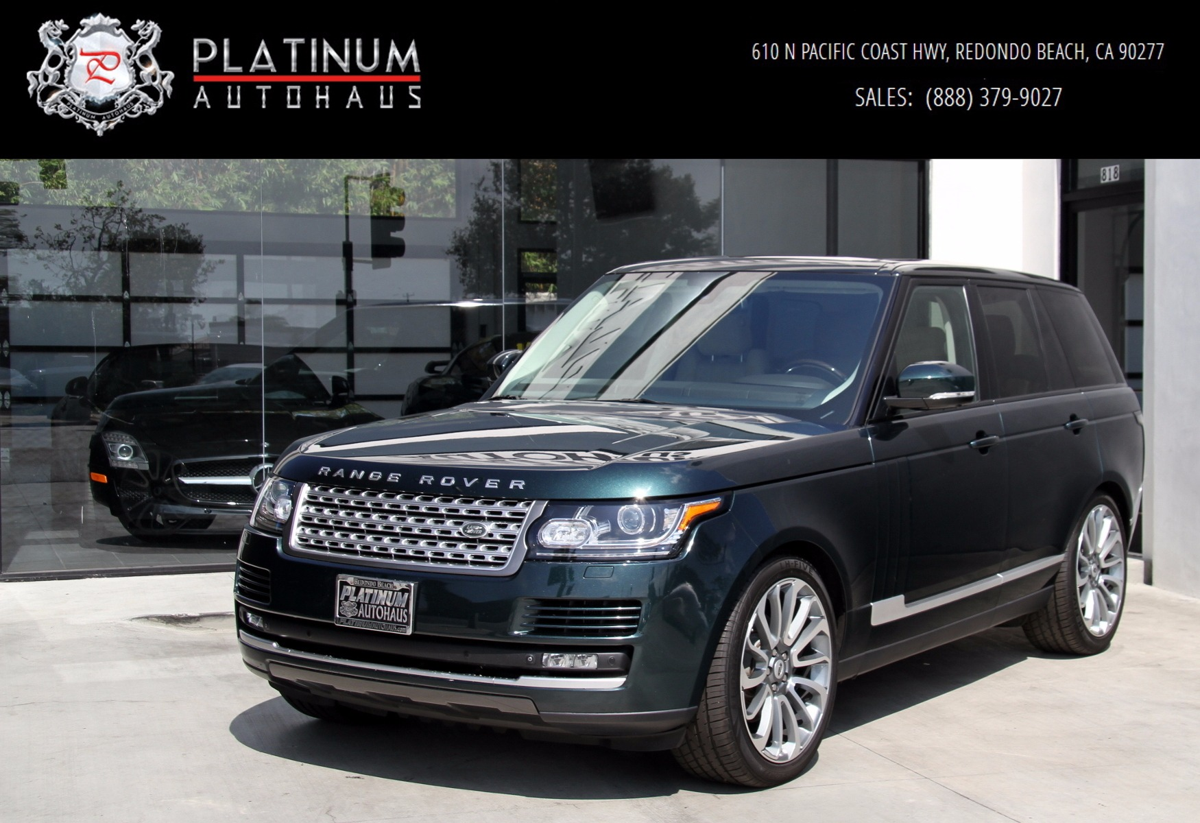 2014 Land Rover Range Rover HSE Stock 5810 for sale near Redondo