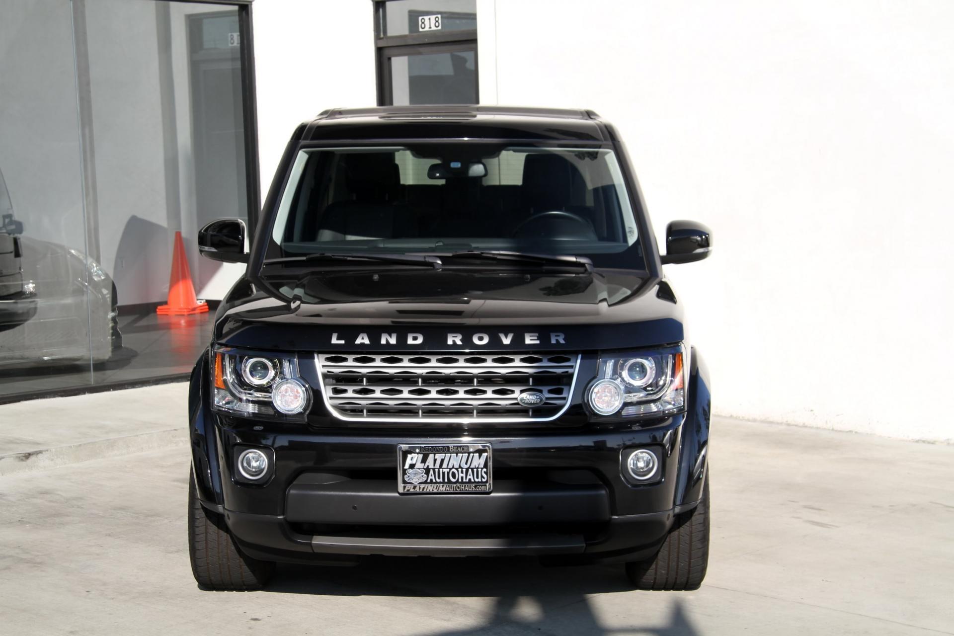 100 [ Land Rover Lr4 2016 ]
