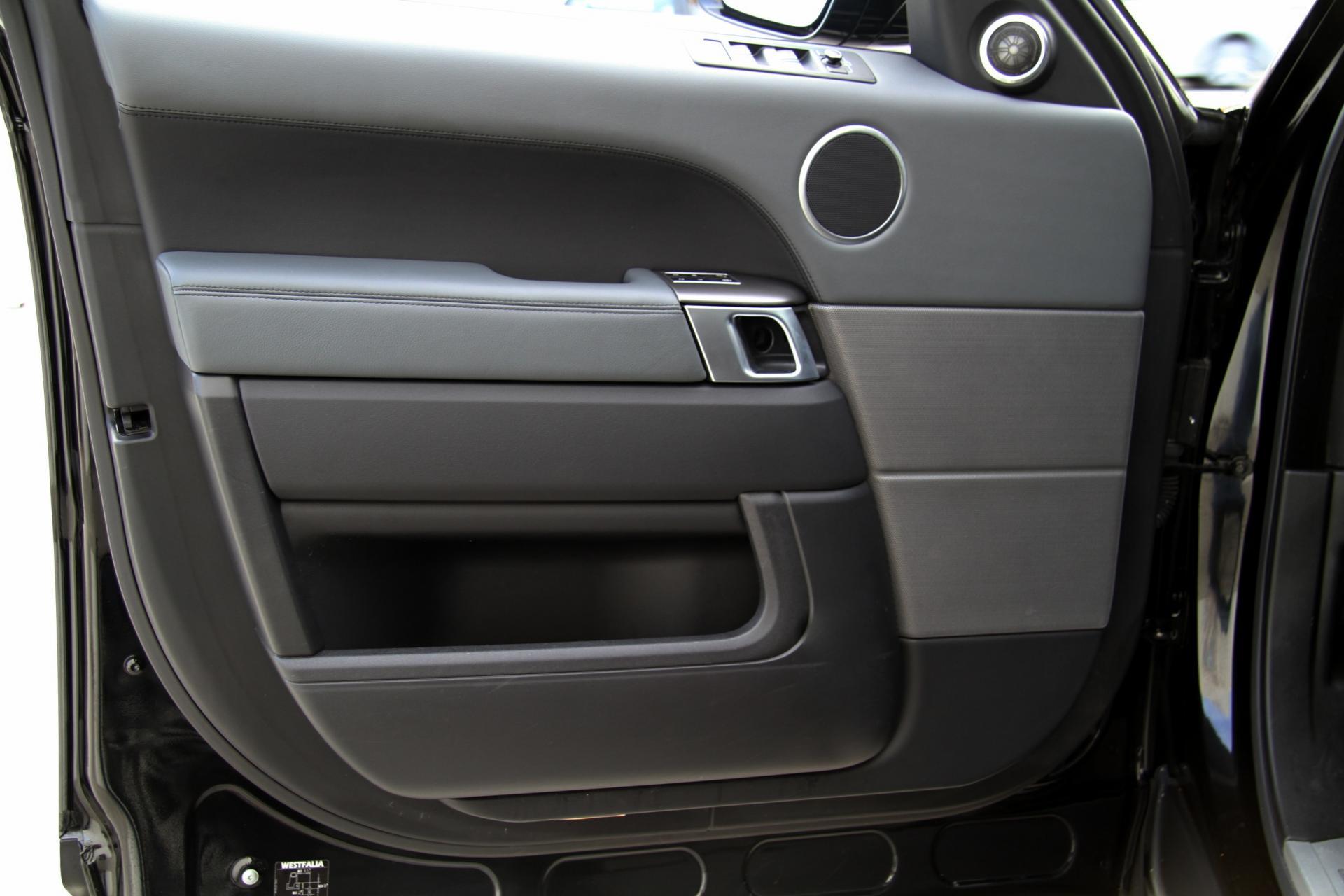 2014 Land Rover Range Rover Sport SVR AERO PACKAGE Stock