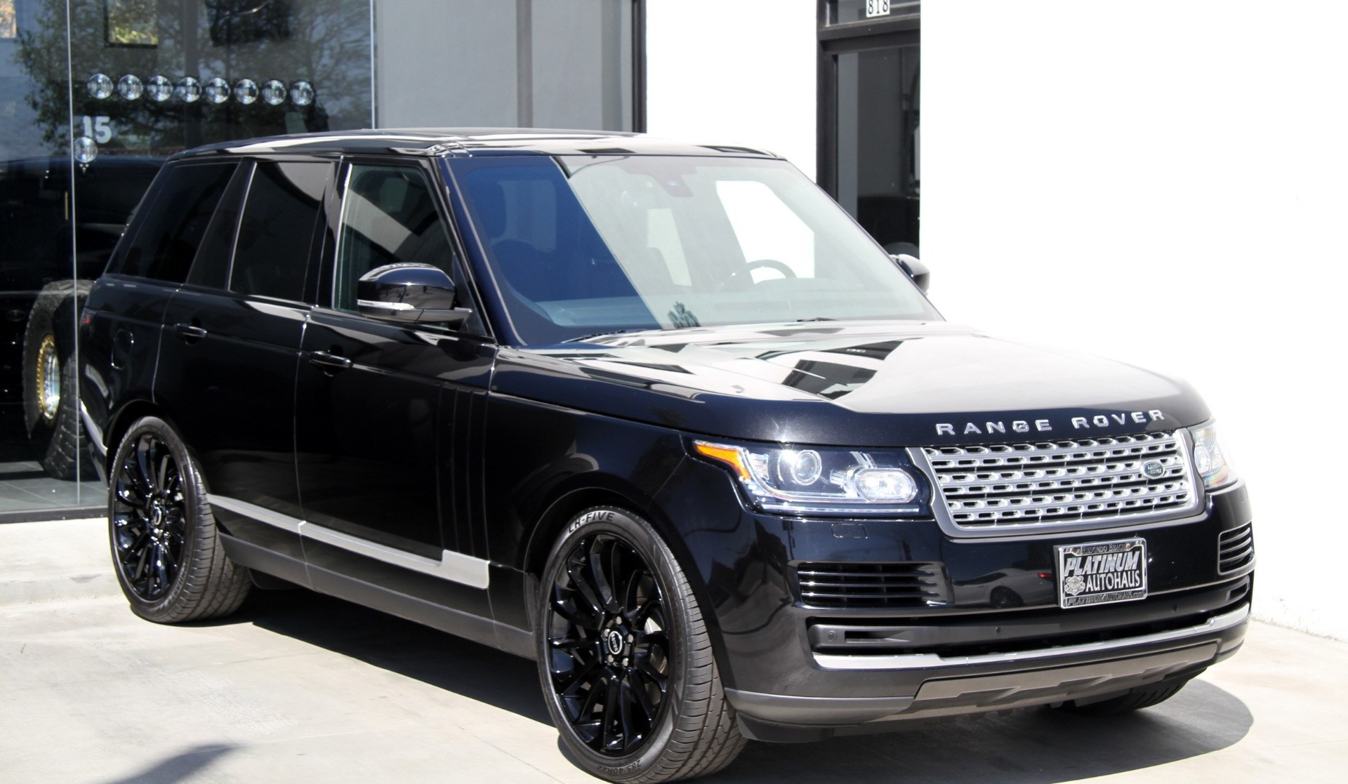 2015 Land Rover Range Rover HSE Stock 5972 for sale near Redondo