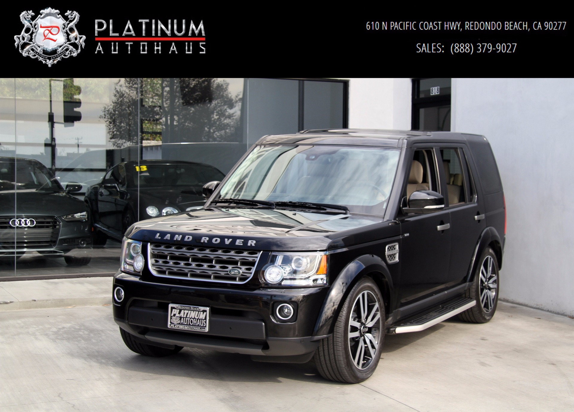 2015 Land Rover LR4 HSE Stock 6046 for sale near Redondo Beach