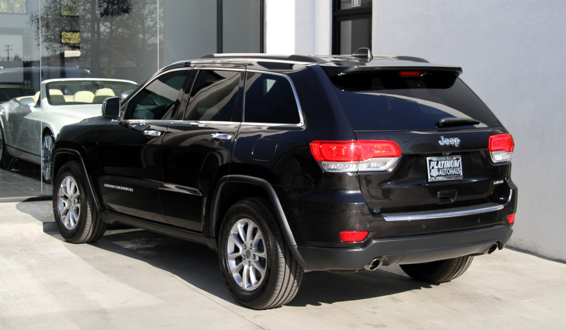 2014 Jeep Grand Cherokee Limited Stock 6010B For Sale Near Redondo Beach CA CA Jeep Dealer