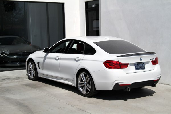 2018 BMW 4 Series 440i Gran Coupe *** M SPORT PACKAGE ...