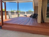 Timber Deck Install Burleigh Waters