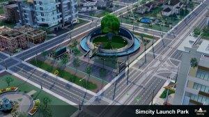 simcity-launch-park